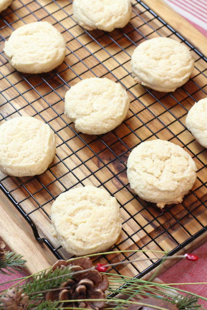 the best cookie recipe, the best sugar cookie recipe, easy sugar cookie recipe, quick and easy cookie recipe, buttery cookies, food from scratch, rustic living, handmade home.