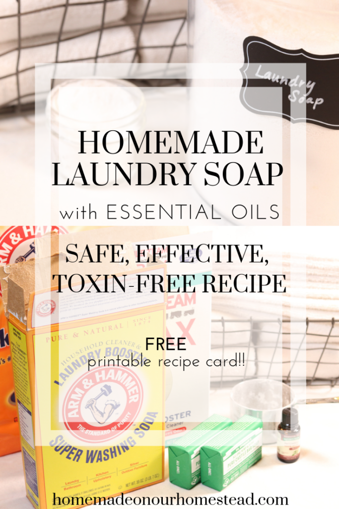 HOW TO MAKE REALLY EFFECTIVE TOXIN FREE LAUNDRY SOAP USING ESSENTIAL OILS | homemade laundry soap using essential oils #toxinfreelaundrysoap #DIYlaundrysoap #DIYcleaningproducts