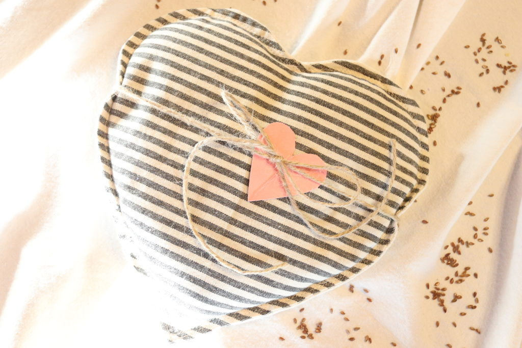 DIY craft ideas DIY valentines day gift ideas homemade on our homestead. Rustic living, food from scratch, handmade home. How to make a reusable heating pad for valentines day. DIY valentines day gift. Easy valentines day gift