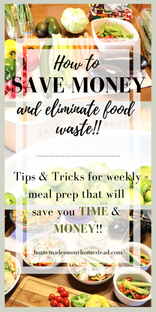 Produce Prep for quick and easy meal options in a hurry. How to save money on groceries by eliminating food waste. Quick and easy meal prep. #howtomealprep #mealprepforhealthyeating #mealprepforweightloss #quickandeasymealprep #howtoeliminatefoodwaste #tipsandtricksforhealthiereating #mealprepforhealthierfoodchoices #howtoeliminatefoodwaste