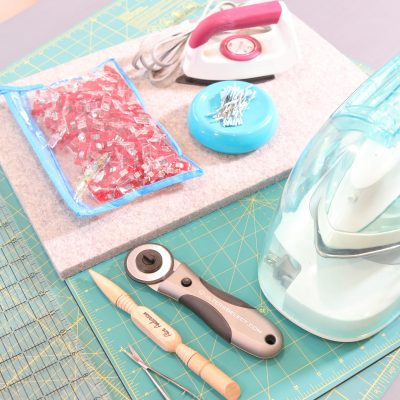 BASIC SEWING ESSENTIALS-tools for every skill level